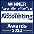 Winner, International Accounting Awards
